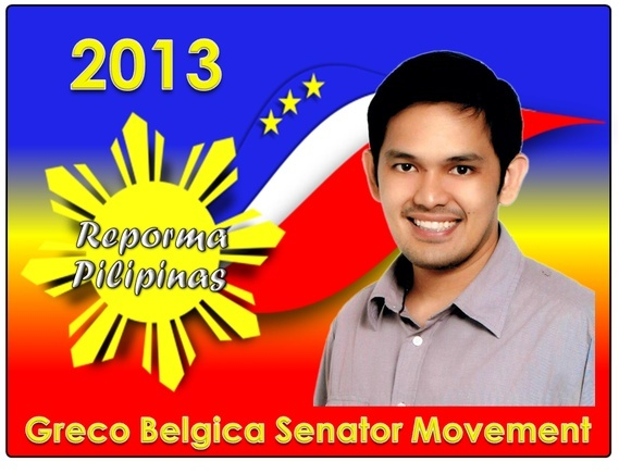 Greco Belgica Senator Movement