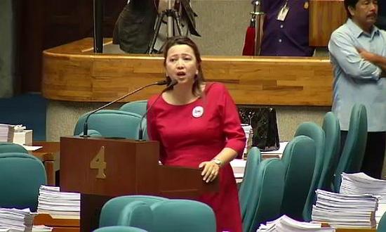 Mitos Magsaysay for Senator 2013