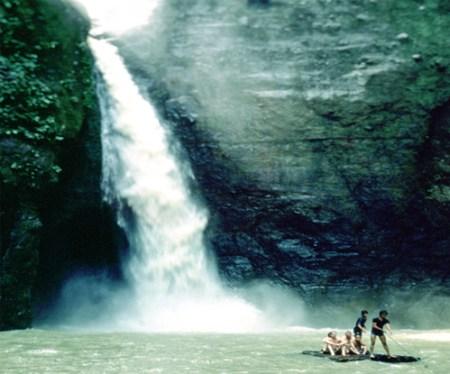 Pagsanjan Falls Laguna Local Candidates