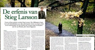 De erfenis van Stieg Larsson