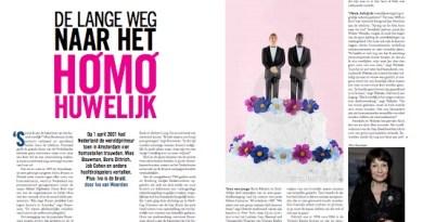 De lange weg naar het homohuwelijk