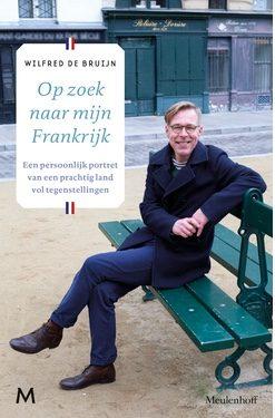Op zoek naar mijn Frankrijk Boek omslag