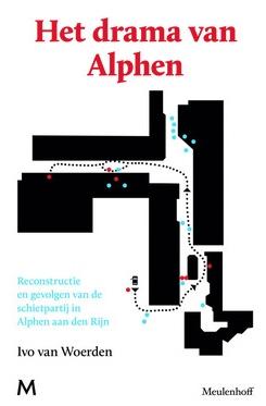 Het drama van Alphen Boek omslag