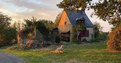 Ook God in Frankrijk heeft buren