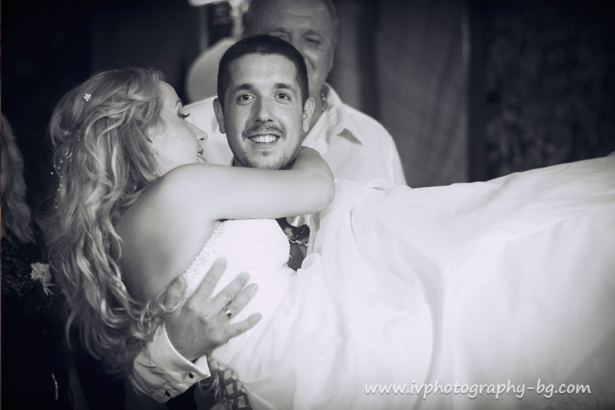 Сватба Боби и Алекс