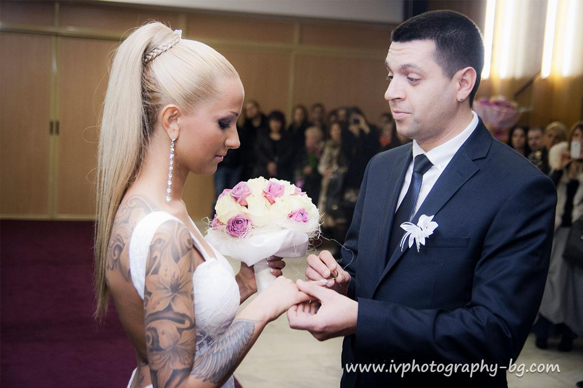 Сватба Тони и Тошко
