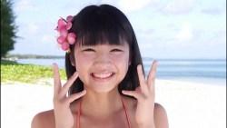 永井里菜 ピンクの競泳水着で身体のエロい身体のラインがたまらない