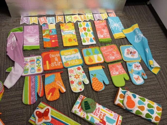 Spring Textiles