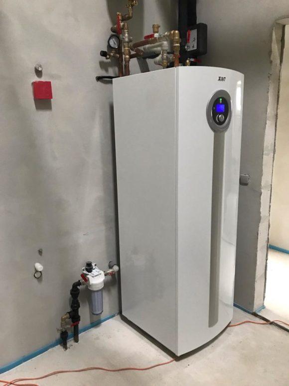 tepelným čerpadlem země/voda je IVT PremiumLine EQ