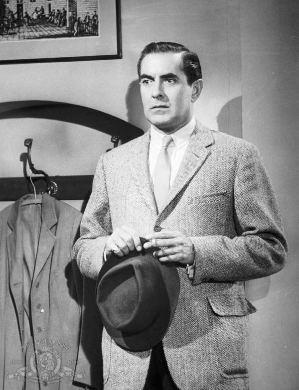 still-of-tyrone-power-in-witness-for-the-prosecution-(1957)-large-picture