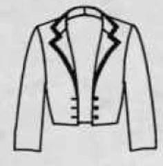 Jacket and coat styles