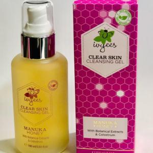 Clear Skin Cleansing Gel