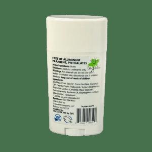 Jasmine Gardenia Natural Deodorant