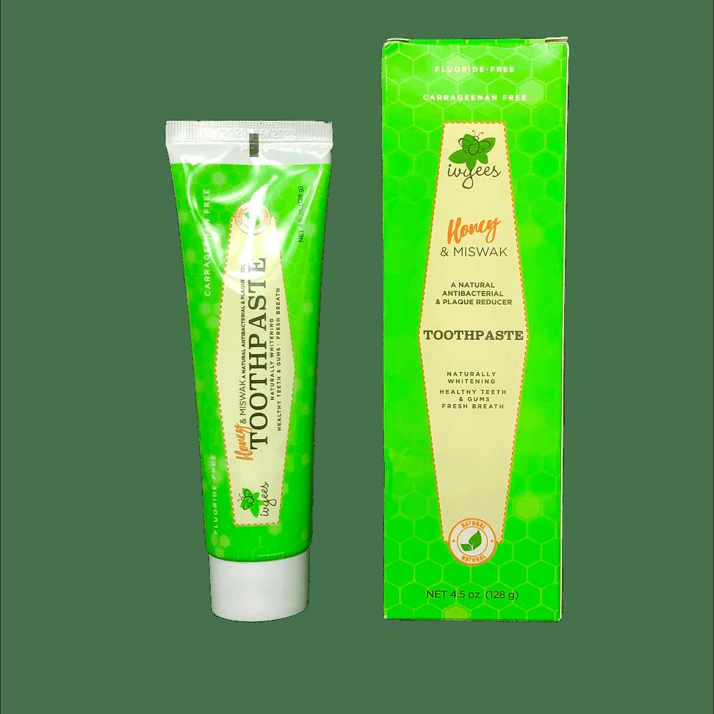 Miswak and Honey Toothpaste