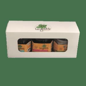 Ivyees 3 Jars of Honey