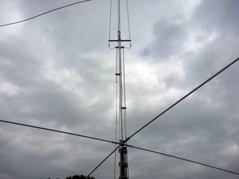 iw5edi simone ham radio assembling gap titan dx iw5edi simone ham radio assembling gap titan dx antennaassembling gap titan dx antenna iw5edi simone ham radio