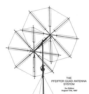Pfeiffer Maltese Quad Antenna System - IW5EDI Simone - Ham-Radio