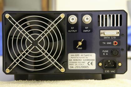 HAL600 Linear Amplifier