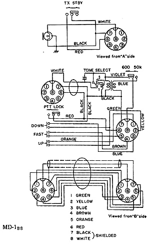Wiring Diagram Shield