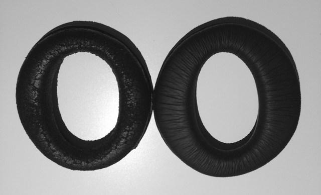 CM500 parts cushions