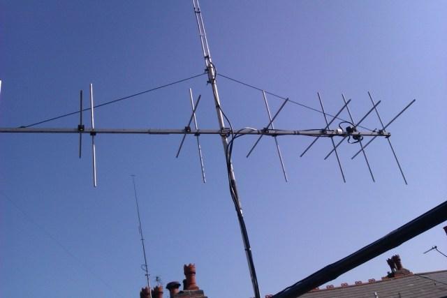 2m crossed yagi antenna - IW5EDI Simone - Ham-Radio