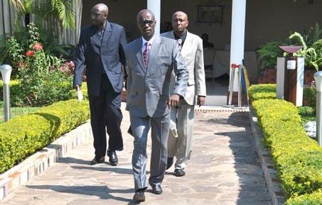 Révérien Ndikuriyo, le nouveau président de la FFB ©Iwacu