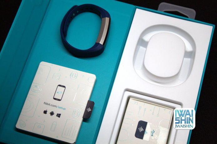 Fitbit Alta unbox taiwan645