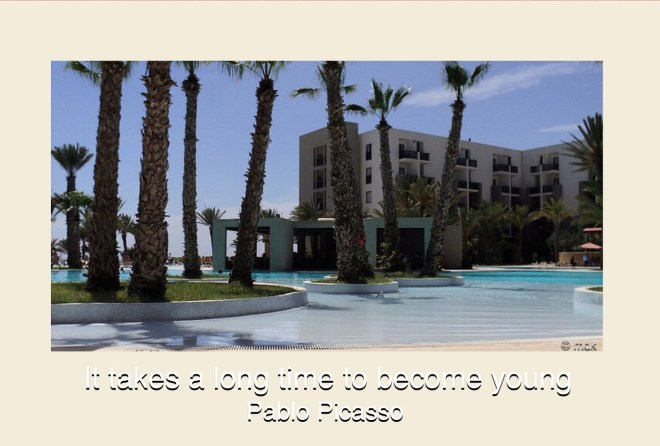 Pool of the Royal Atlas, Agadir