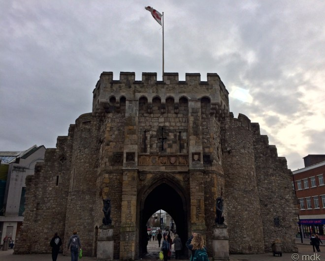 Back to the Bargate