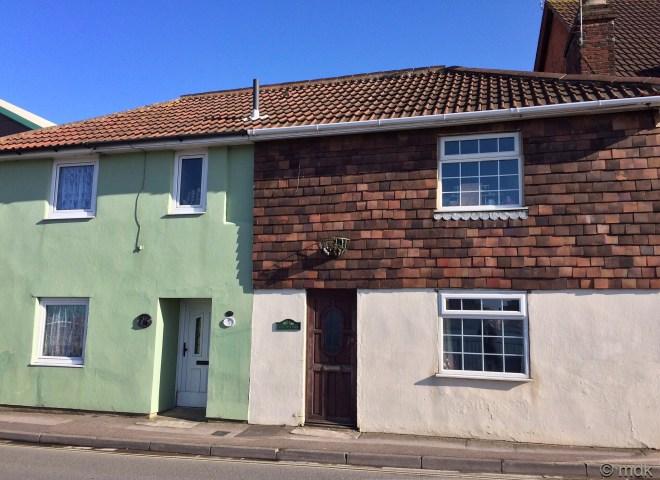 The last It hen Ferry Village cottages