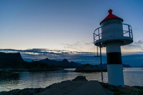 Sunrise at Kabelvåg Lighthouse