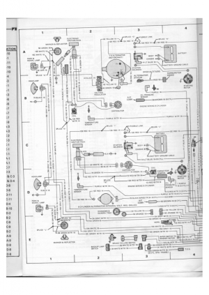 Jeep Wrangler YJ Wiring Diagram  I want a Jeep!