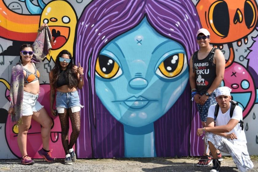 Art ILLFEST 2019 festival in Texas