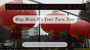 China's new adoption rules fb