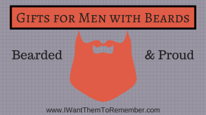 Gifts for Men With Beards fb