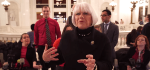 REPRESENTATIVE MAUREE GINGRICH DISCUSSES #IWANTTOWORK