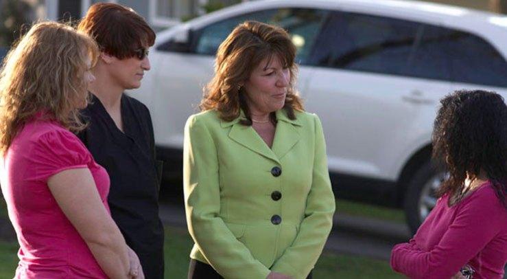 State Rep Tina Davis