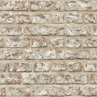 Arthouse Rustic Brick Pattern Painted Stone Effect ...