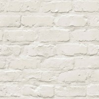 Grandeco Ideco Painted Brick Wall Pattern Faux Effect ...