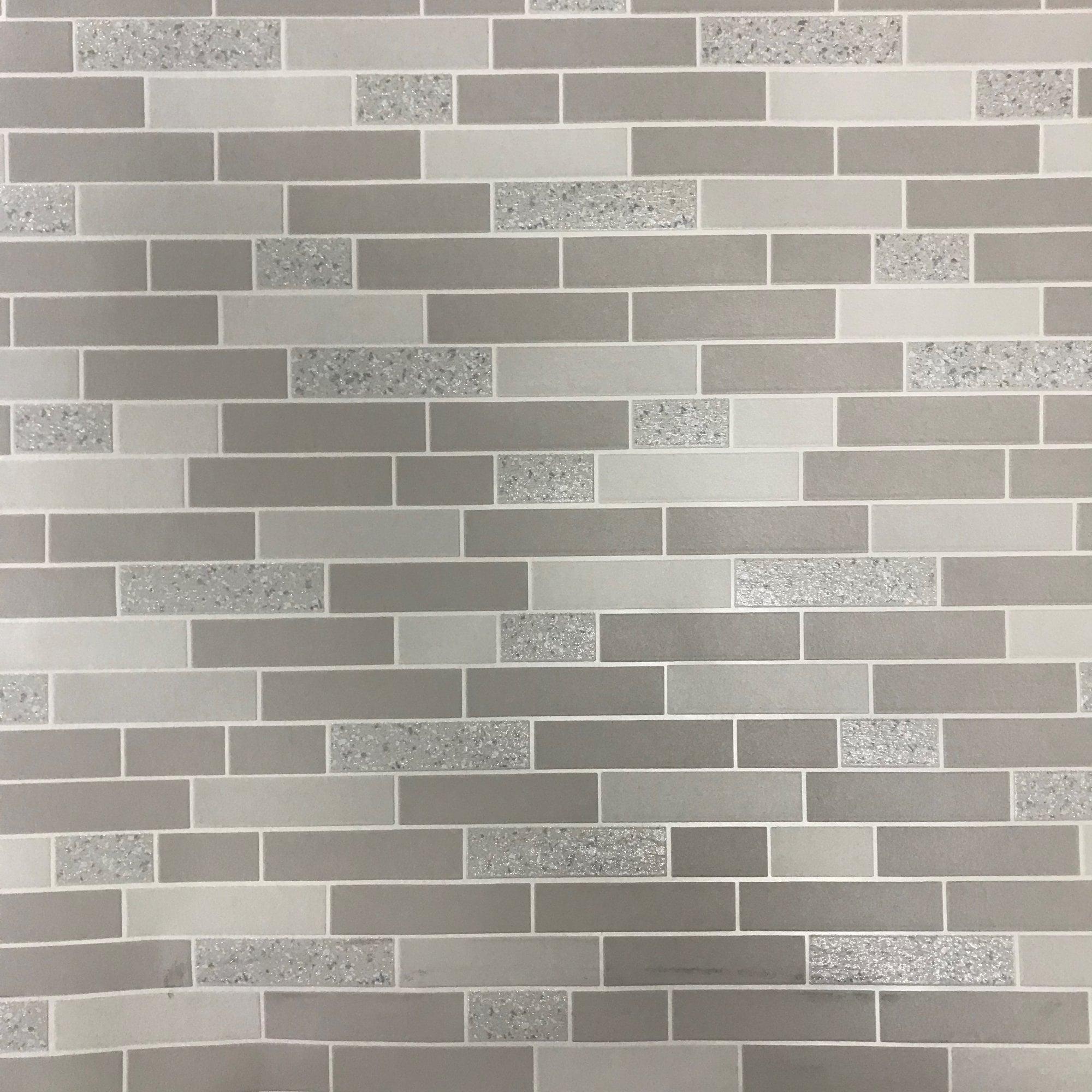 holden decor holden oblong granite tile pattern wallpaper faux effect kitchen bathroom 89194