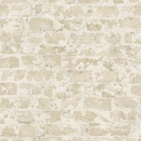 Rasch Factory Painted Brick Pattern Stone Wall Mural ...