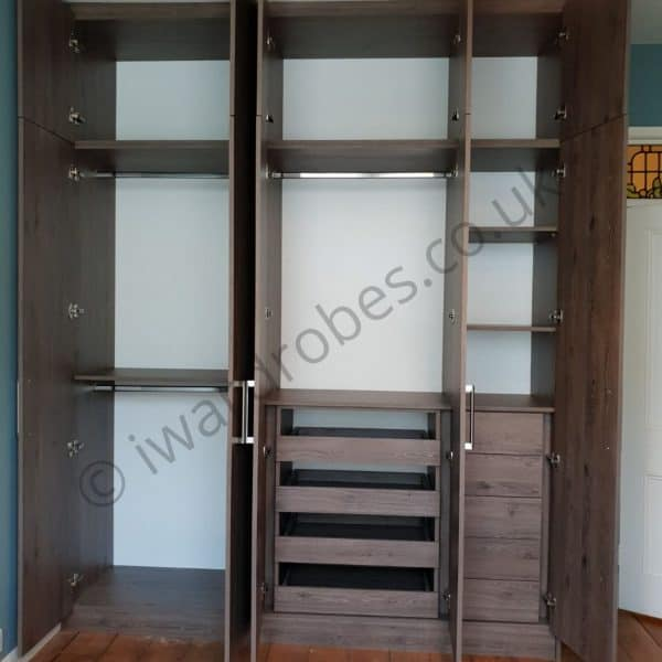 Hinged Wardrobe Doors London  Hinged Wardrobes  Hinged Doors