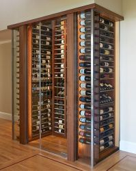 Custom Wine Cabinets | IWA Design Center