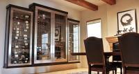 Custom Wine Cabinets   IWA Design Center