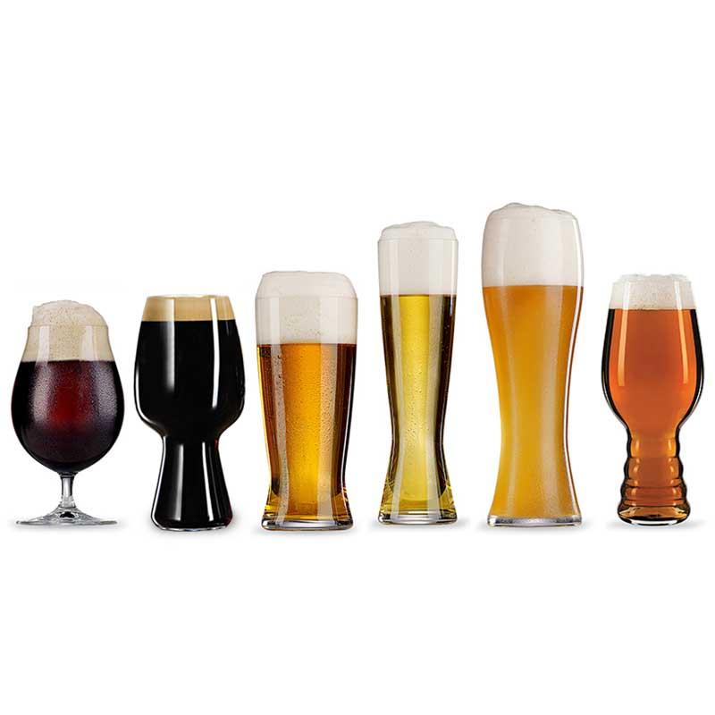 Spiegelau IPA Beer Glasses Set Of 4 17813 IWA Wine
