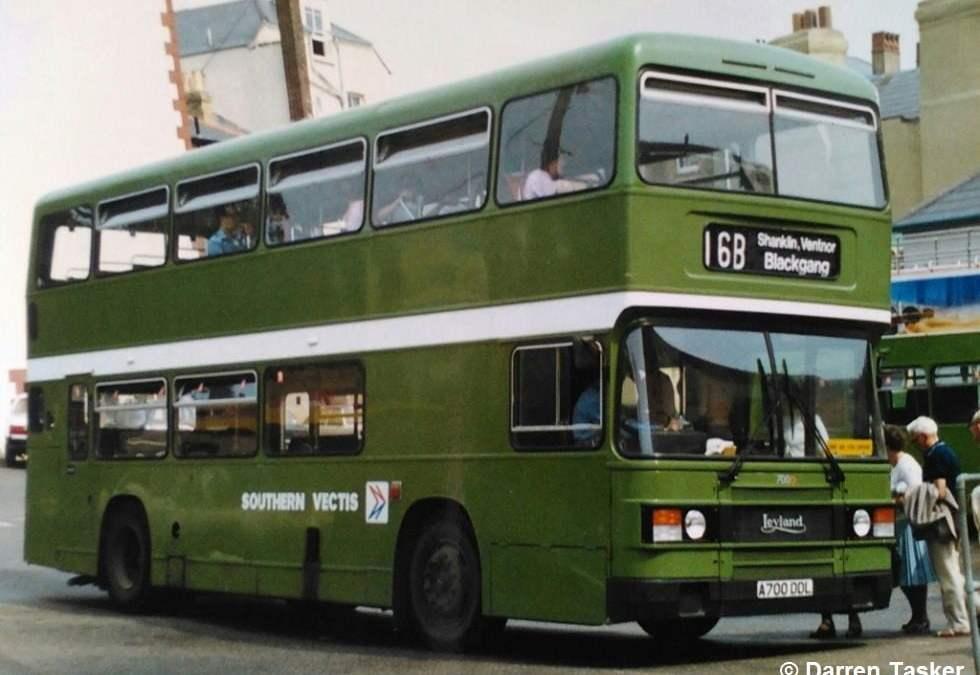 Leyland Olympian – 700 (A700 DDL)