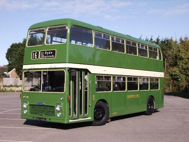 Bristol VRT – 628 (SDL 638J)