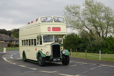 Bristol K5G – 703 (DDL 50)