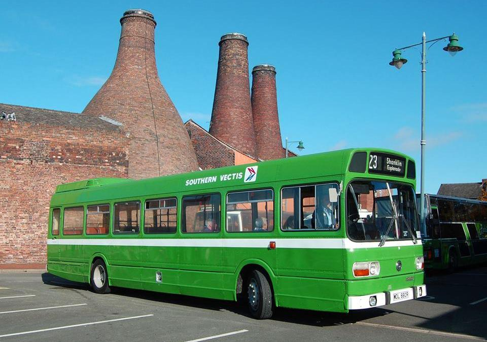 1976 Leyland National 880 (MDL 880R)