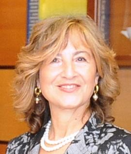 Santina Bruni Cuoco -Presidente dell'IWC of Rome